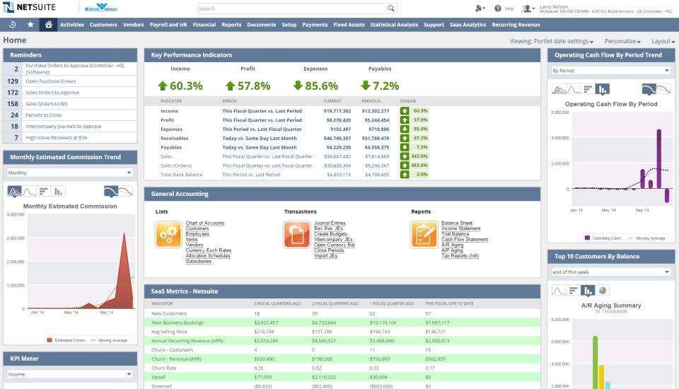 NetSuite Screenshot--3