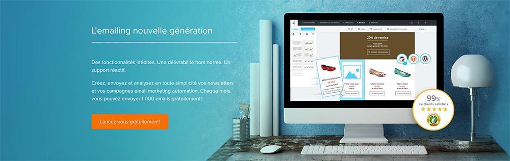 Avaliação Newsletter2Go: O software para email marketing fácil e gratuito - Appvizer