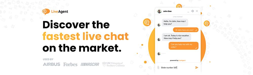 Avaliação LiveAgent: A única ferramenta de suporte ao cliente de que você precisa - Appvizer
