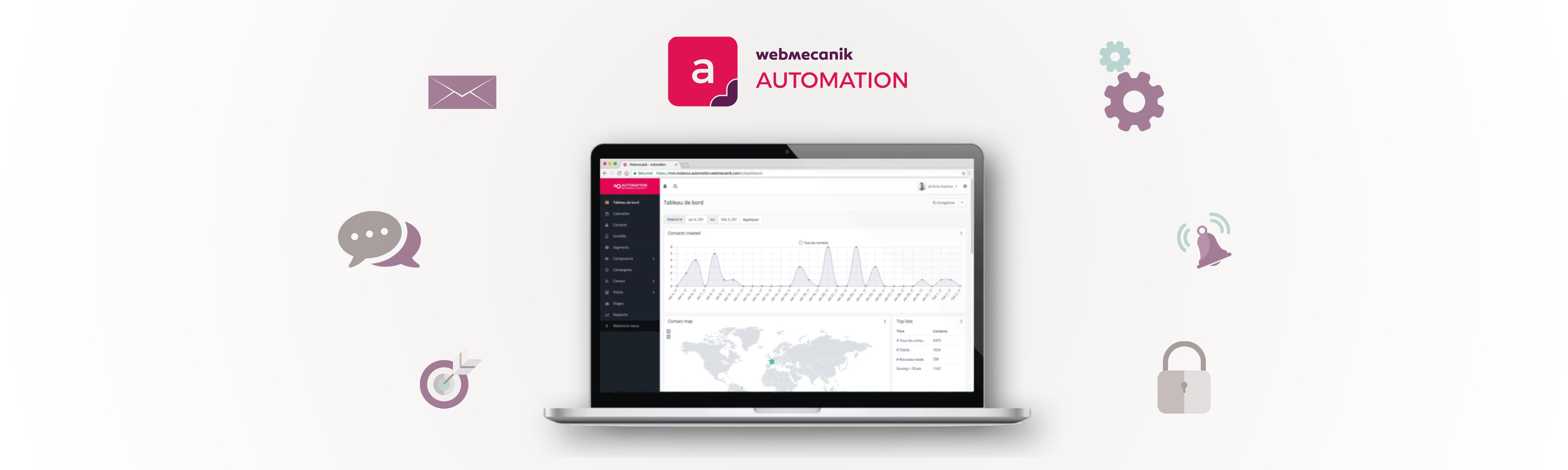 Avaliação Webmecanik: Software de automação de marketing Open Source - appvizer