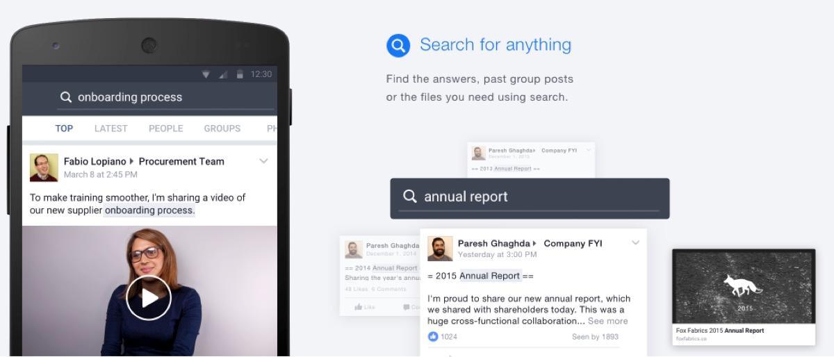 Facebook no Trabalho: Pesquisa