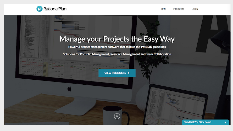 Avaliação RationalPlan: Software de gerenciamento de projetos fácil de usar - appvizer