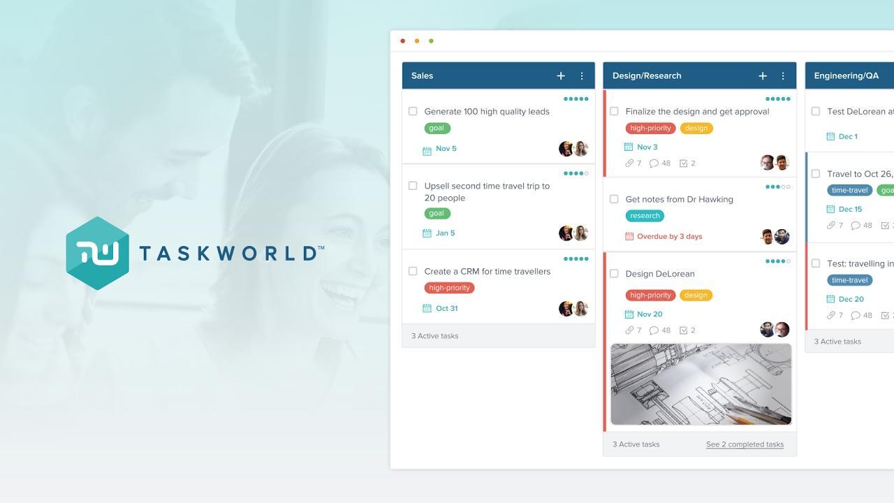 Avaliação Taskworld: Vamos fazê-lo juntos - appvizer
