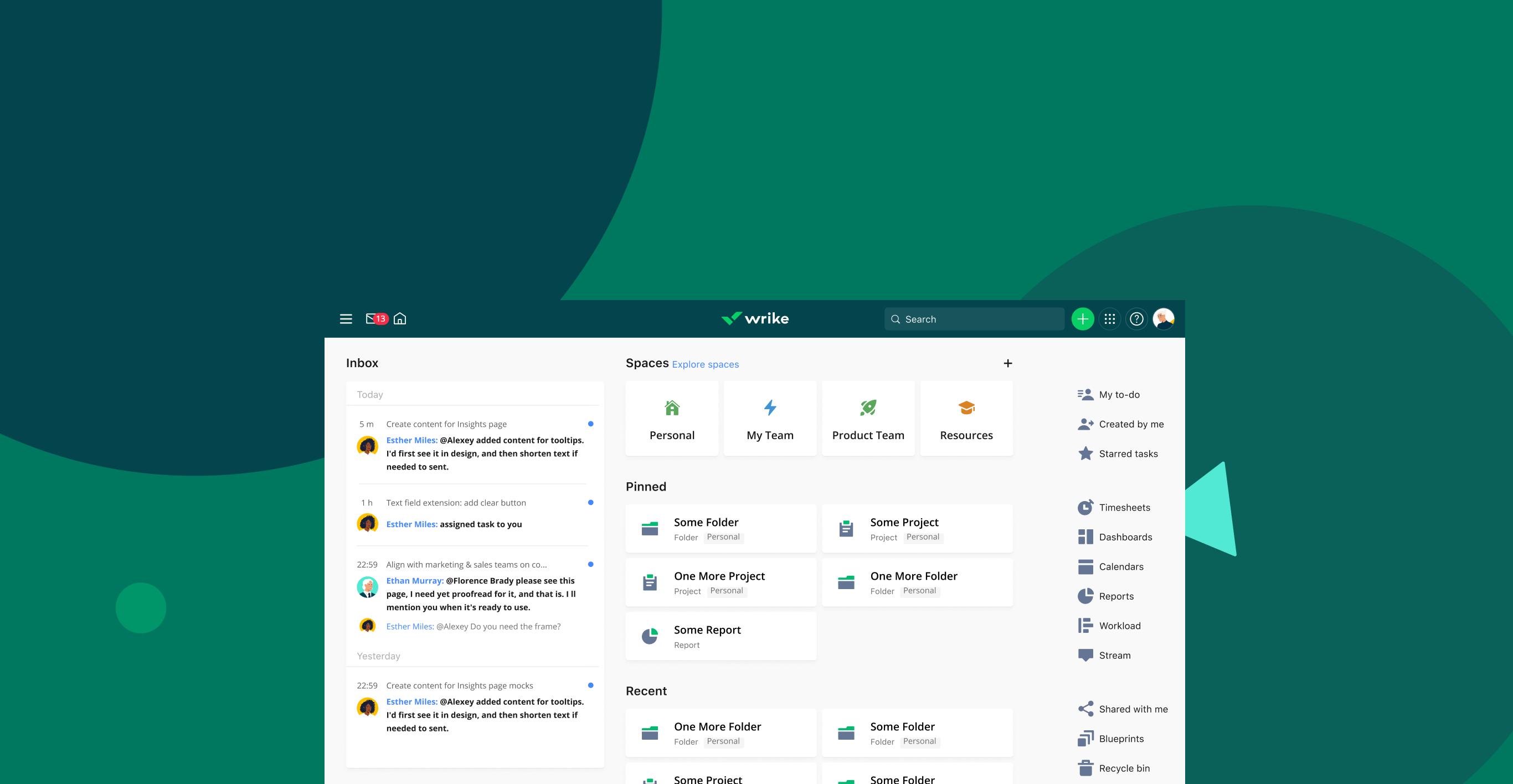 Avaliação Wrike: Software de gerenciamento de projetos confiável - Appvizer
