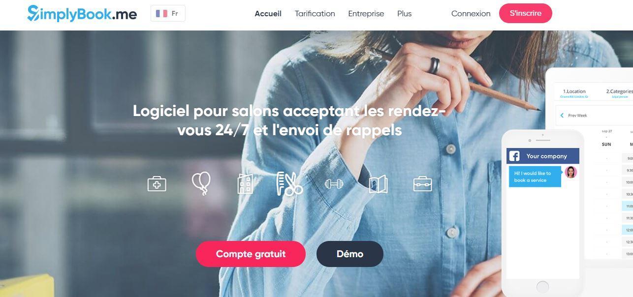 Avaliação SimplyBook.me: Gestão completa de reservas para pequenas e médias empresas - Appvizer