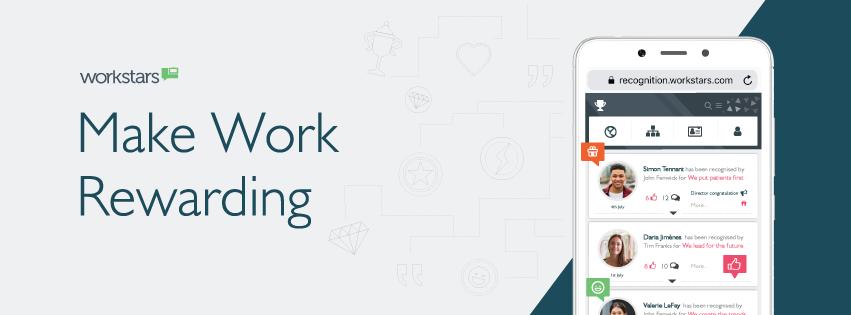Avaliação Workstars: Integrated social employee recognition & reward platform - Appvizer