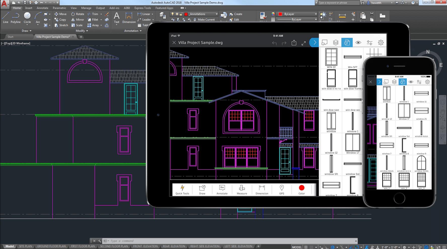 Avaliação AutoCAD: O software CAD mais completo para projetos - appvizer