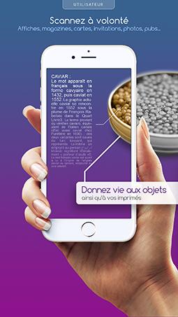 Digitalizar à vontade: cartazes, revistas, cartões, convites, anúncios ...