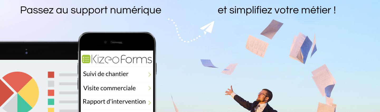 Avaliação Kizeo Forms: Mude para formulários digitais personalizados e móveis! - appvizer