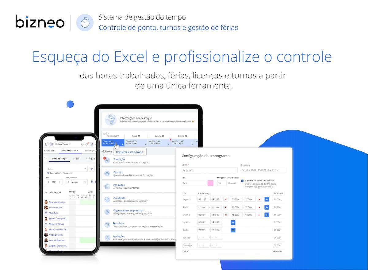 Bizneo HR Suite-APPVIZER SUITE6