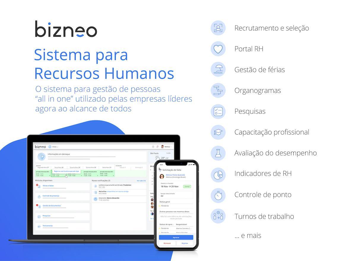 Bizneo HR Suite-APPVIZER SUITE5