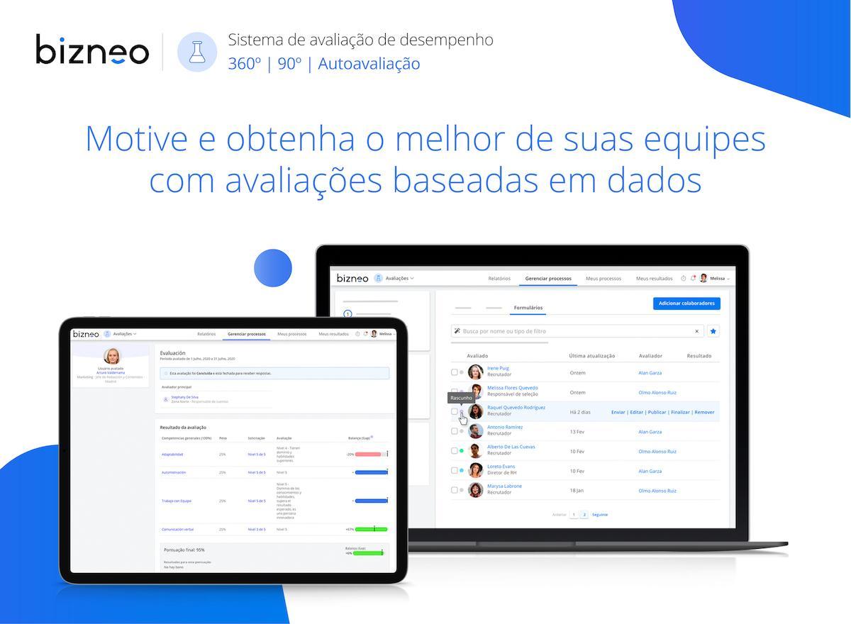 Bizneo HR Suite-APPVIZER SUITE3