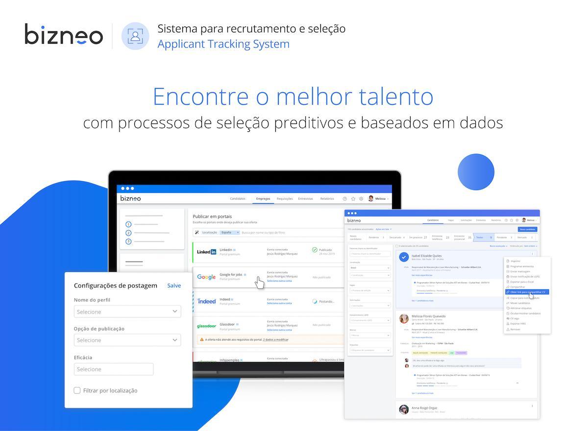 Bizneo HR Suite-APPVIZER SUITE4
