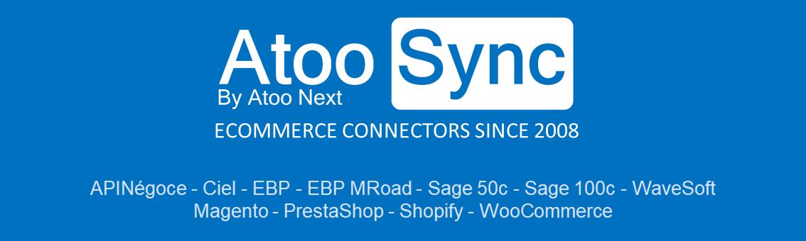 Avaliação Atoo-Sync GesCom: Conecte o seu eCommerce ao seu software de facturação - appvizer