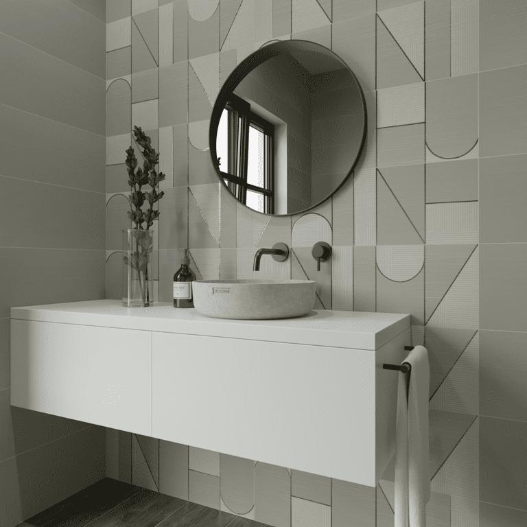 Ceramic 3D-Italon_Element Titanio+Timeless Dark