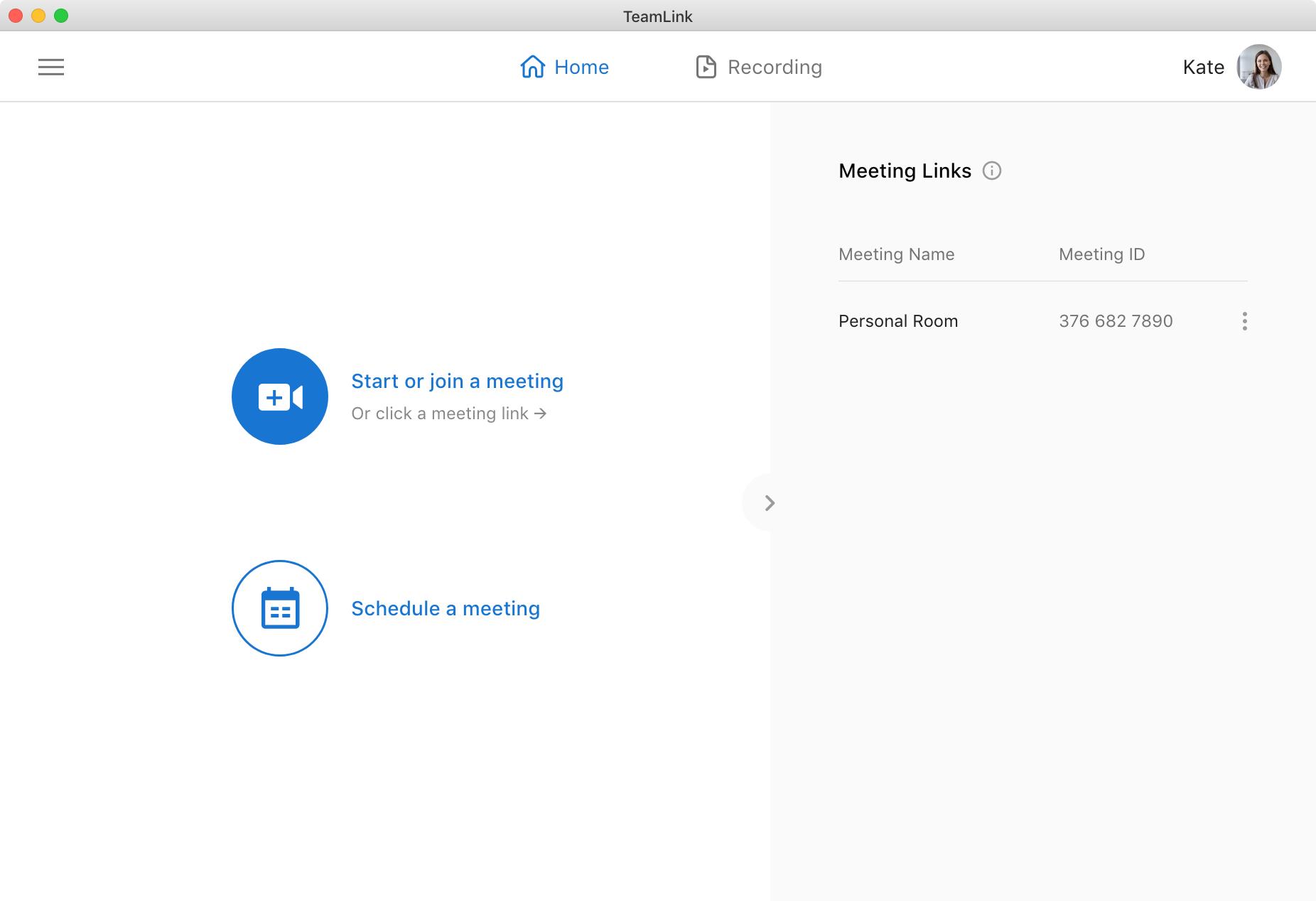 Avaliação TeamLink: Qualidade e nitidez para suas reuniões - Appvizer