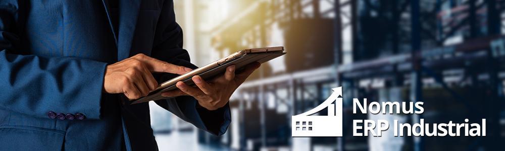 Avaliação Nomus ERP Industrial: Sistema ERP para gestão de indústrias - appvizer