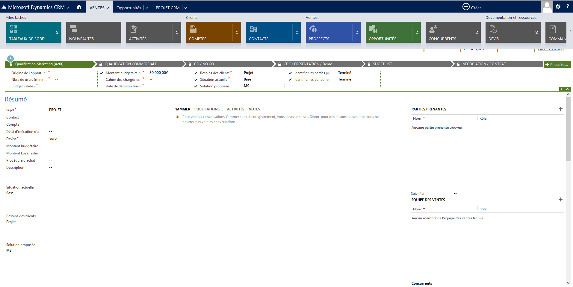 Microsoft Dynamics CRM: Acordo de Nível de Serviço (SLA), Telefone, Mobile Application