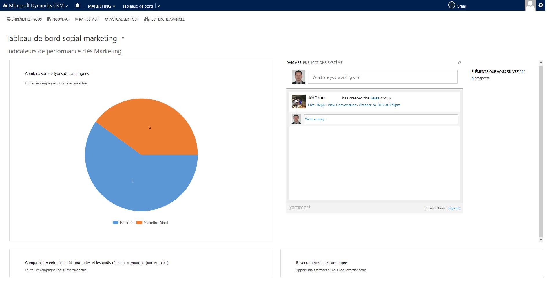 Microsoft Dynamics CRM: Tipo de contato, seguro contra perda de dados, Etiquetas