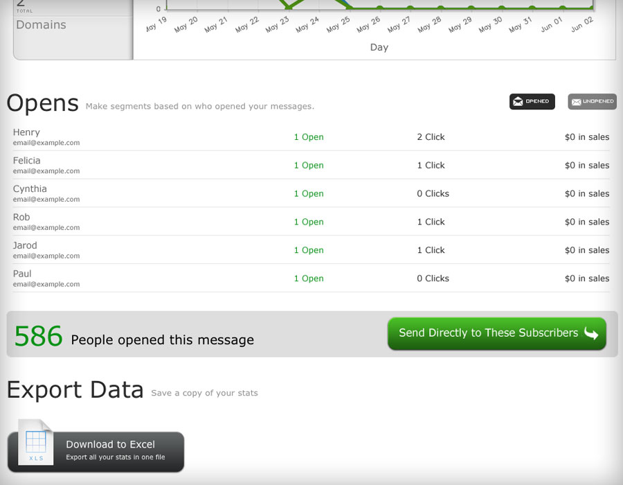 AWeber Email Marketing-screenshot-1