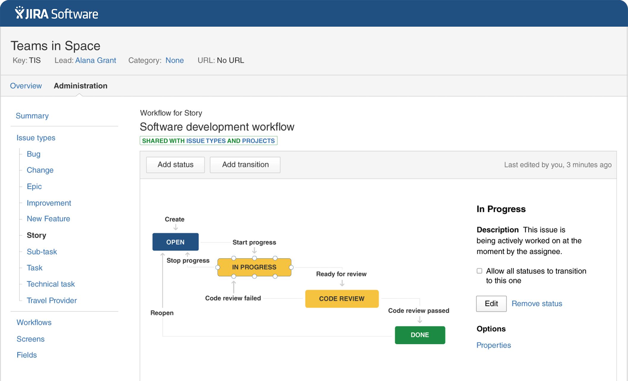 ferramenta de gerenciamento de projeto-jira-software para fluxo de trabalho